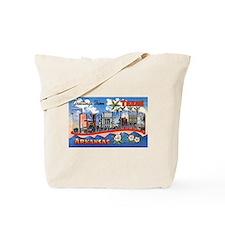 Texarkana Arkansas Texas Tote Bag