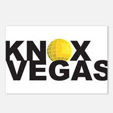 Knoxvegas v2.png Postcards (Package of 8)