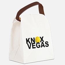 Knoxvegas v2.png Canvas Lunch Bag