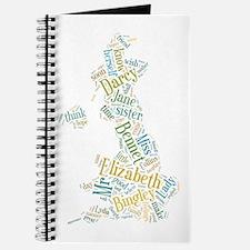 Pride and Prejudice Map Journal