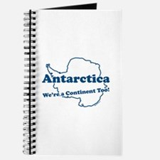 Antarctica v2 Journal
