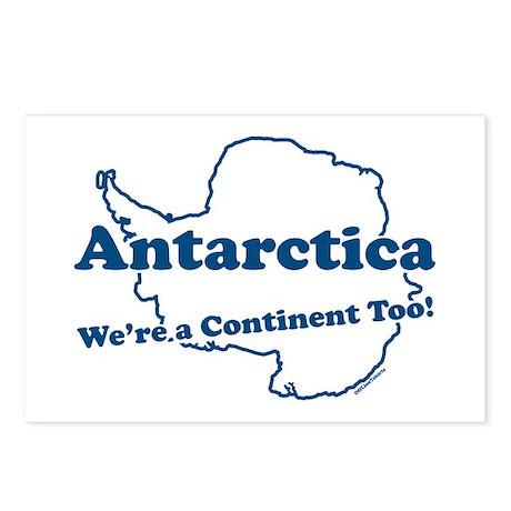 Antarctica v2 Postcards (Package of 8)