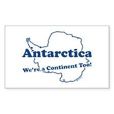 Antarctica v2 Rectangle Decal