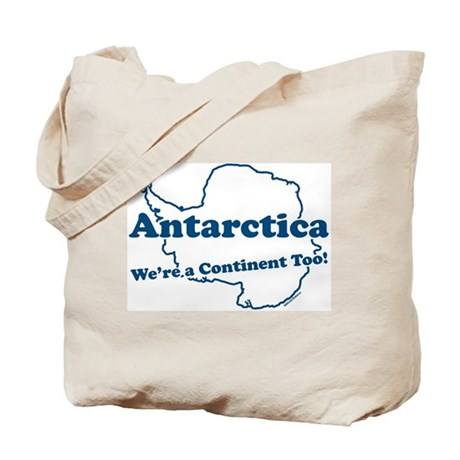 Antarctica v2 Tote Bag
