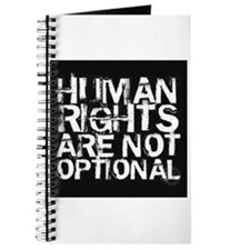Human Rights Are Not Optional Journal