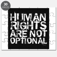 Human Rights Are Not Optional Puzzle
