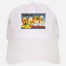 Taos New Mexico Greetings Baseball Baseball Cap