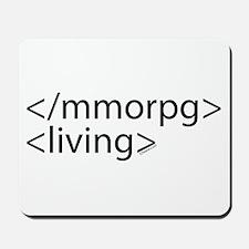 HTML Joke-MMORPGs Mousepad