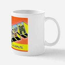 St. Joseph Missouri Greetings Mug