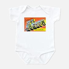 St. Joseph Missouri Greetings Infant Bodysuit