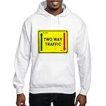 Two Way Traffic 3 Hooded Sweatshirt