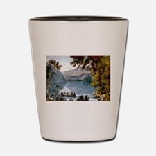 Echo Lake - White Mountains - 1850 Shot Glass