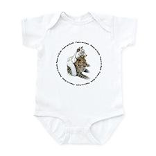 White Tiger & Leopard Infant Bodysuit