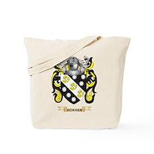 Horner Coat of Arms (Family Crest) Tote Bag