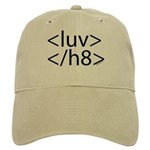 Begin Luv End H8 HTML Cap