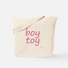 boy toy pink Tote Bag
