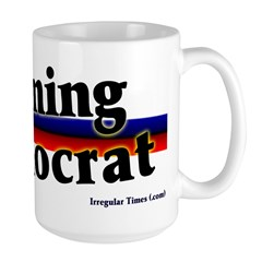 Wyoming Democrat Coffee Mug