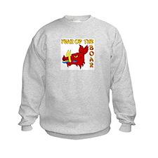 Chinese Boar Sweatshirt
