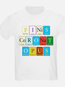 Finis Coronat Opus T-Shirt