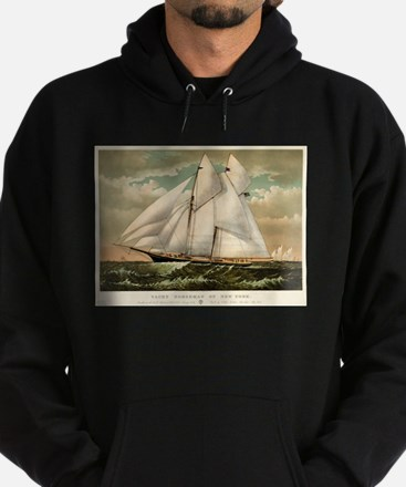 Yacht Norseman of New York - 1882 Sweatshirt