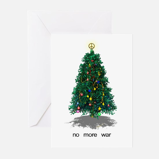 No More War Christmas Cards (10 with envelopes)
