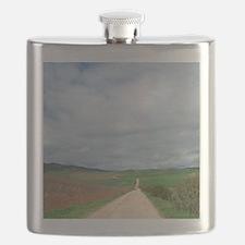 Funny Camino de santiago Flask