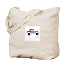 Go Topless Tote Bag