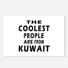 The Coolest Kuwait Designs Postcards (Package of 8