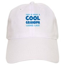 WhatCoolGrandpaLooksLike copy Baseball Baseball Cap
