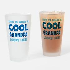 WhatCoolGrandpaLooksLike copy Drinking Glass