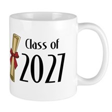 Class of 2027 Diploma Mug