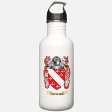 Howard Coat of Arms (Family Crest) Water Bottle