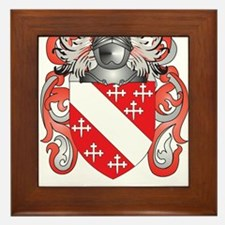 Howard Coat of Arms (Family Crest) Framed Tile