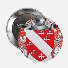 """Howard Coat of Arms (Family Crest) 2.25"""" Button"""