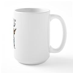 Shotgun Mug