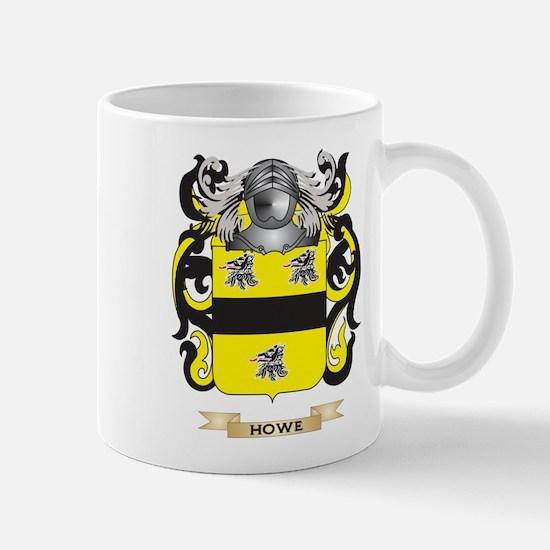 Howe-English Coat of Arms (Family Crest) Mug