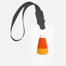 Candy Corn Luggage Tag