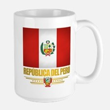 Flag of Peru Mug