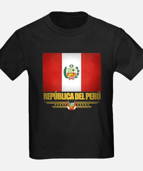 Flag of Peru T-Shirt