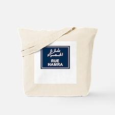 Rue Hamra Tote Bag