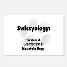 Swissyology Postcards (Package of 8)