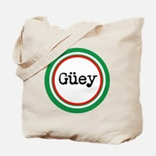 Mexican Spanish Slang Tote Bag