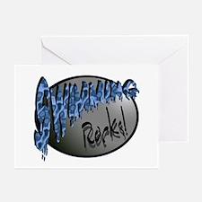 Swimming Rocks! Greeting Cards (Pk of 10)