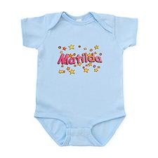 Personalized for Matilda Infant Bodysuit