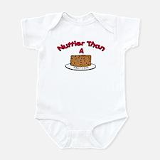 Nuttier Than a Fruitcake Infant Bodysuit