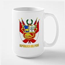 Peru COA Mug
