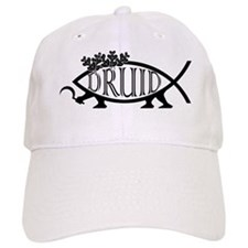 Druid Fish Baseball Cap
