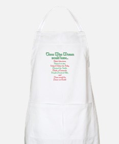 Three Wise Women BBQ Apron
