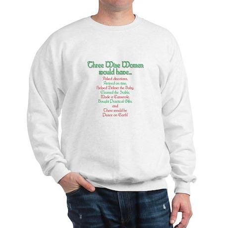 Three Wise Women Sweatshirt