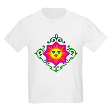 Masonic Sun Kids T-Shirt
